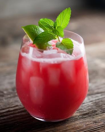 raspberry fizz