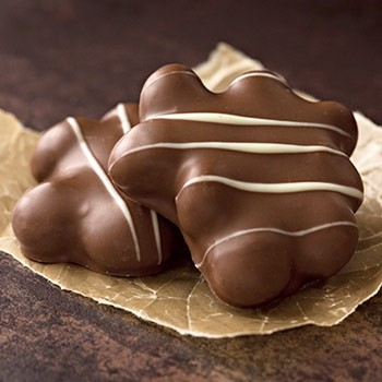 chocolate-nut-clusters