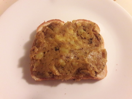 Roasted Potato Sandwich 11