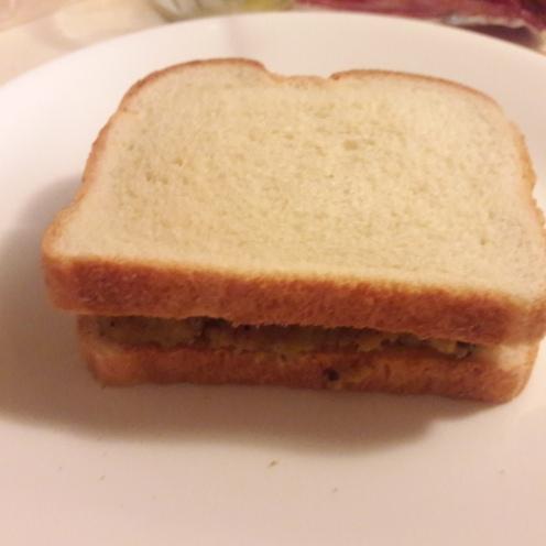Roasted Potato Sandwich 13