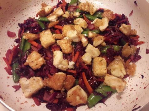 Tofu Stir Fry 13