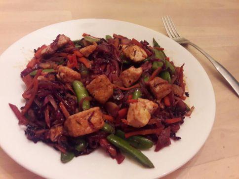 Tofu Stir Fry 15