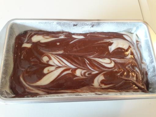 Eggless Marble Cake 27