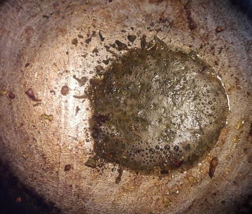 Mushroom Matar Masala 9
