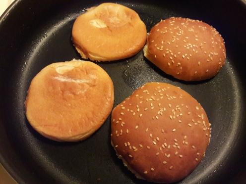 Veggie Patty Burger 16