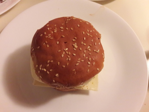 Veggie Patty Burger 21