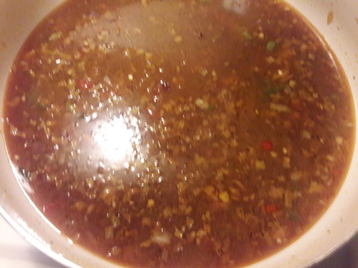 Hot and Sour Soup 16