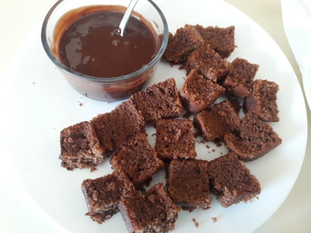 Chocolaty Cake Bites 1