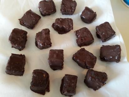 Chocolaty Cake Bites 6