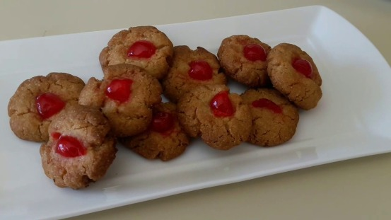Eggless Whole Wheat Cookies