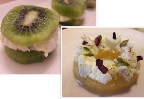 Fruit Sandesh