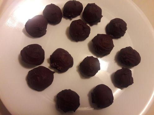 Oreo Truffles 9