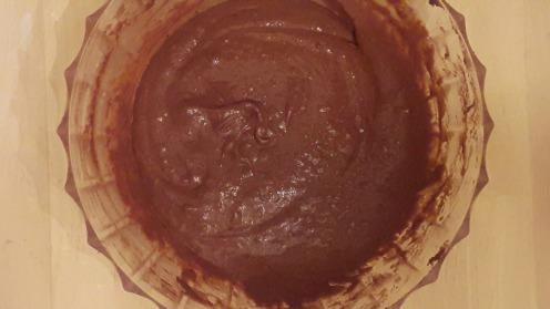 Double Chocolate Banana Cake 14