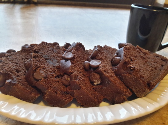 Double Chocolate Banana Cake 20