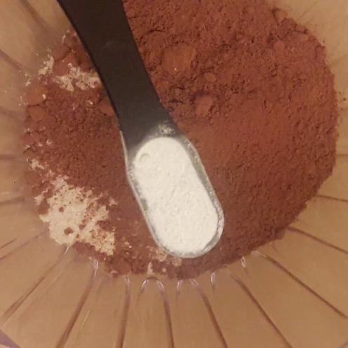 Double Chocolate Banana Cake 3