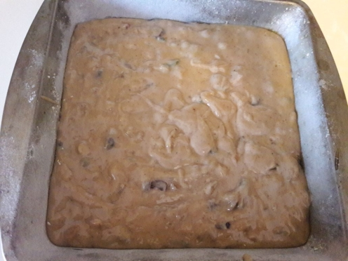 Eggless Christmas Fruit Cake 16