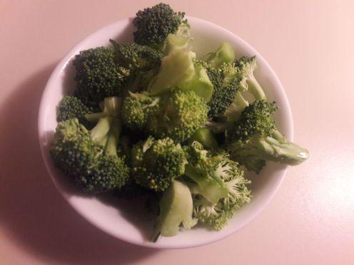 Broccoli and Oats Tiki 1