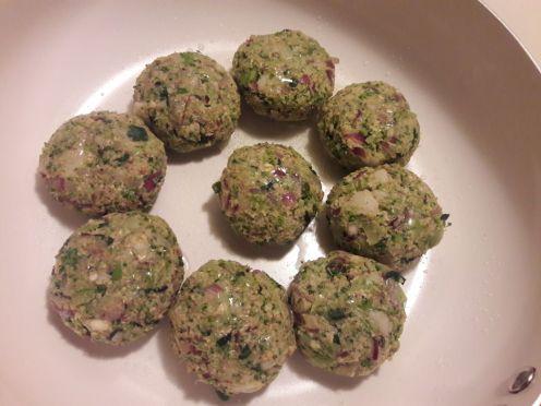 Broccoli and Oats Tiki 13