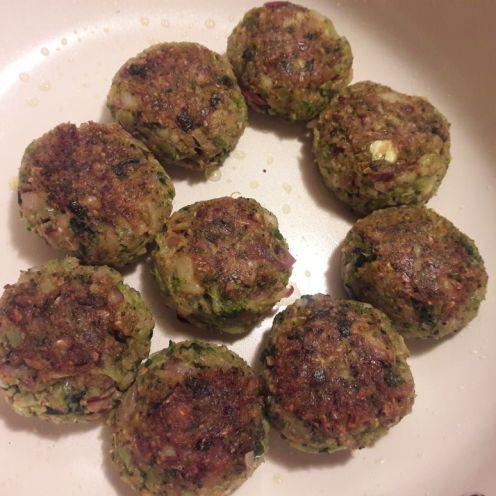 Broccoli and Oats Tiki 14