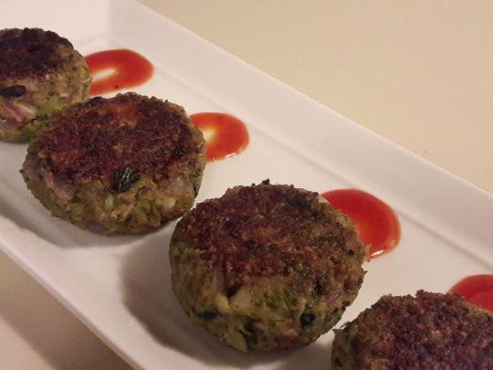 Broccoli and Oats Tiki 17