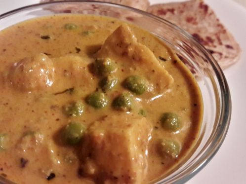 Mutter Paneer Without Onion and Garlic 20