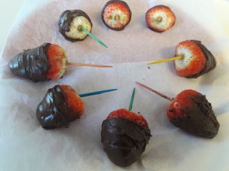 Chocolate Strawberries 5