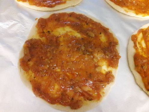 Homemade Whole Wheat Flour Pizza 15