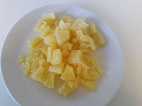 Pineapple Cream 1
