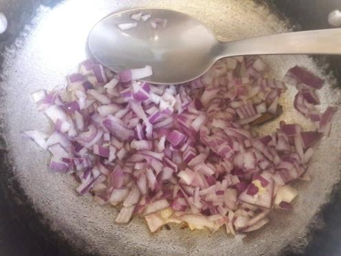 Mushroom and Capsicum Curry 5