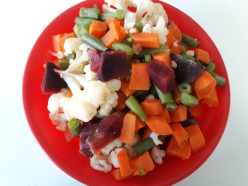 Vegetable Kabab 3
