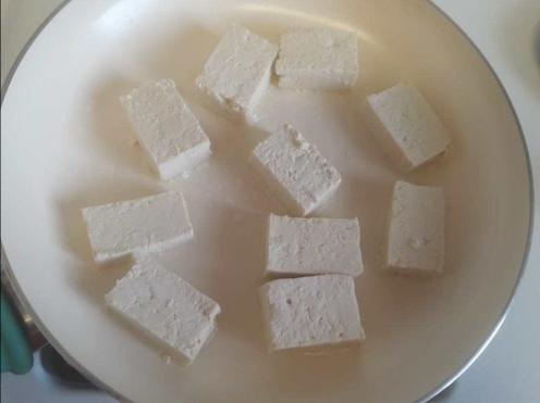Broccoli and Tofu Stir fry 10