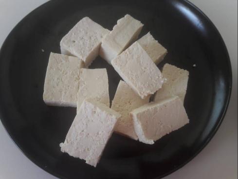 Broccoli and Tofu Stir fry 5