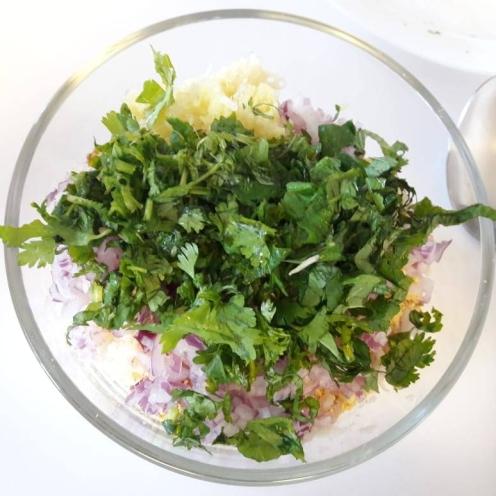 Cauliflower Tawa Kebab 10