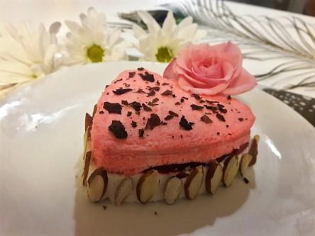 Sandesh Cake 1