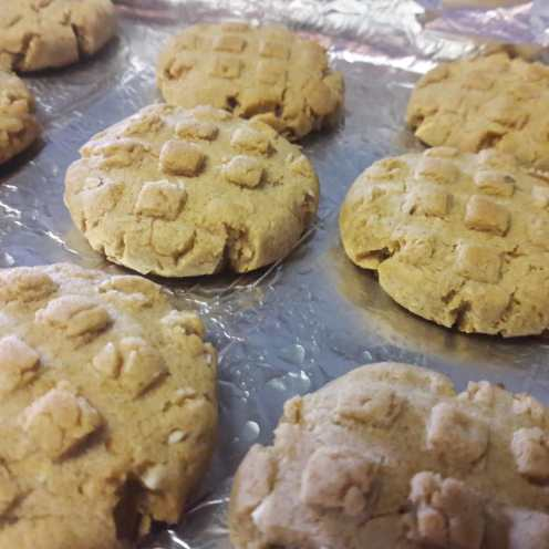 Almond Honey Cookies 10