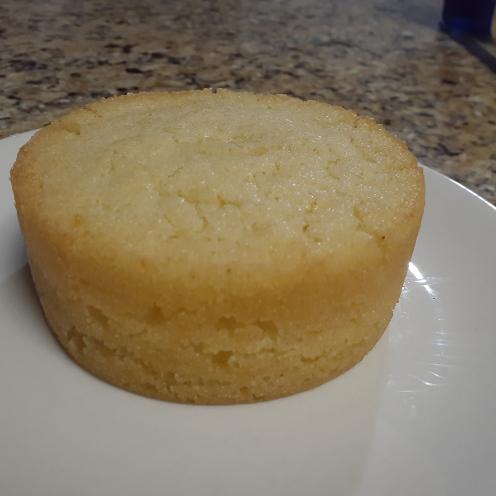 Orange Cardamom Semolina Cake 10